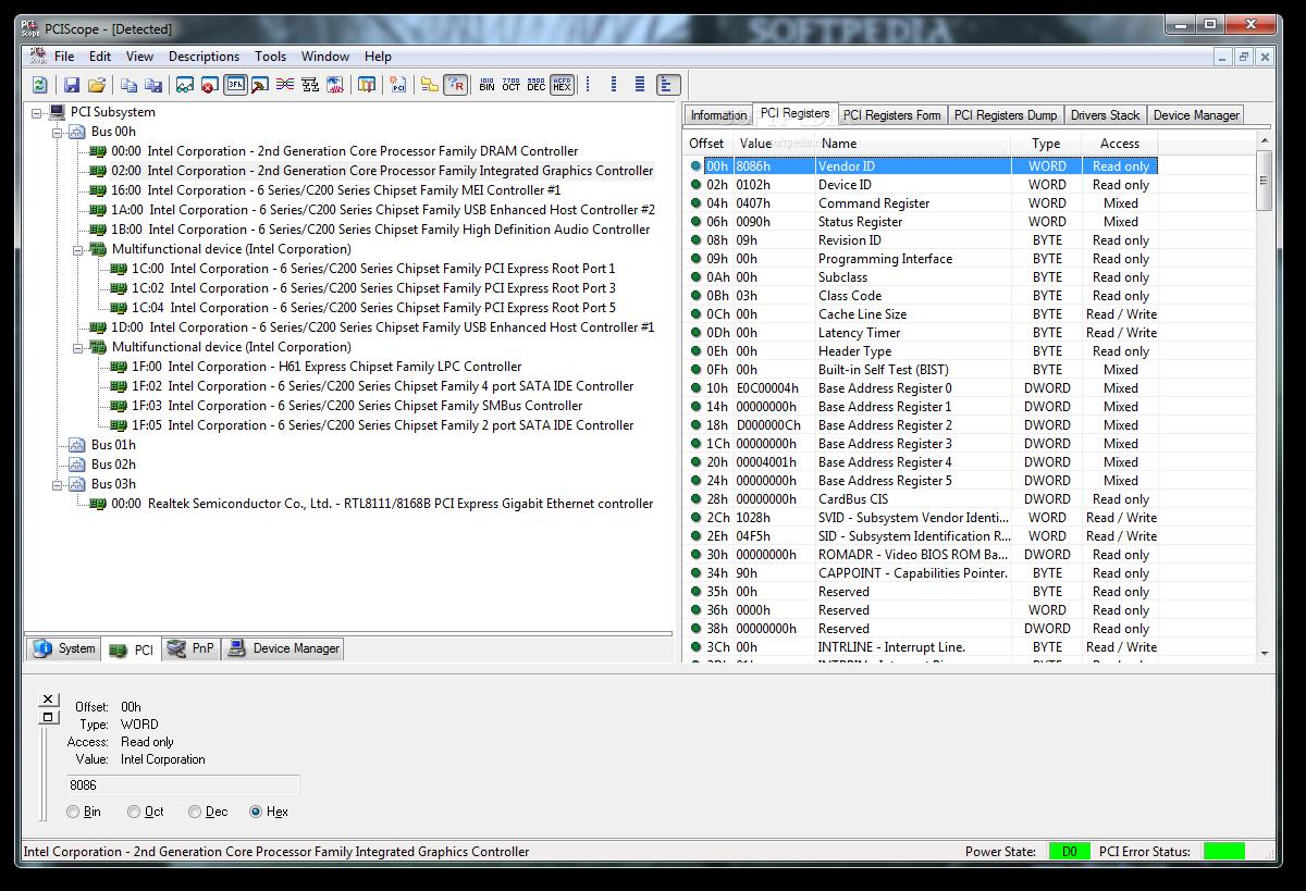 Download PCIScope 4 00 009