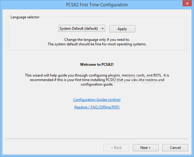 ps2 emulator 64 bit windows 7