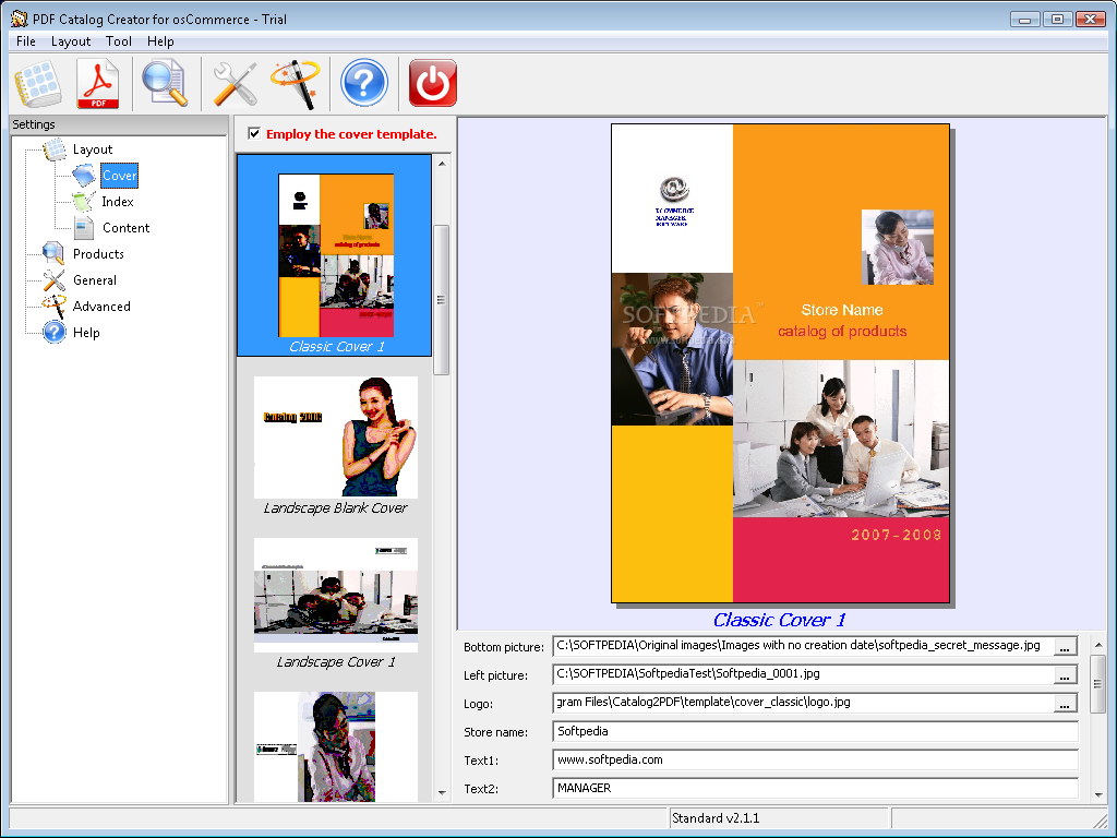 download pdf catalog creator for oscommerce 2 1 2