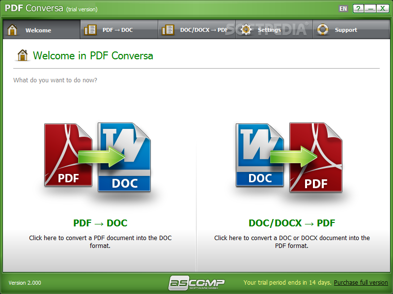 how to turn pdf in word doc