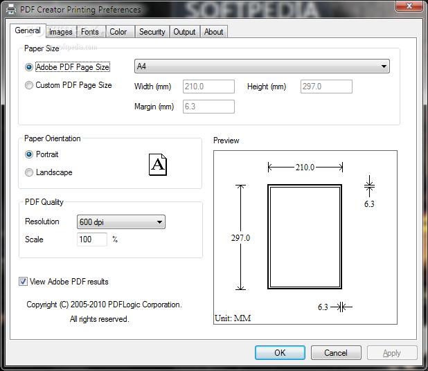 PDF CREATOR SOFTWARE WINDOWS 7 EBOOK