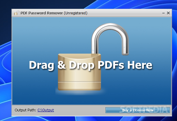 portable pdf password remover 3 0 free download