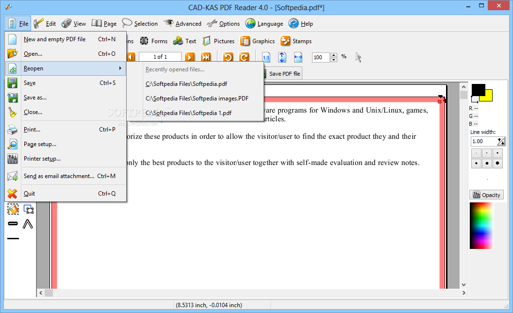 rotate view save pdf foxit