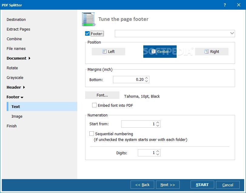 Download PDF Splitter 5.2.0.0