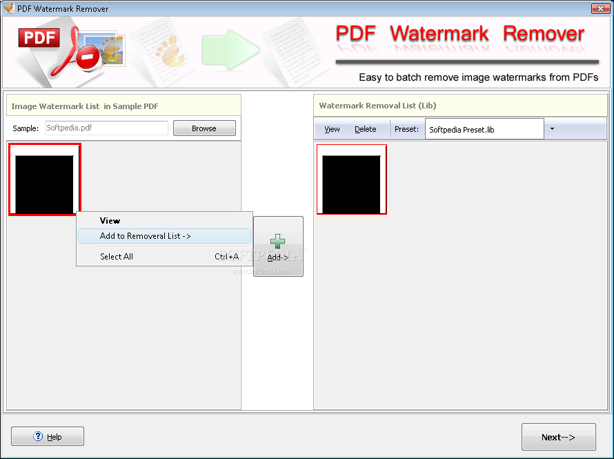 Download PDF Watermark Remover 1 0 2