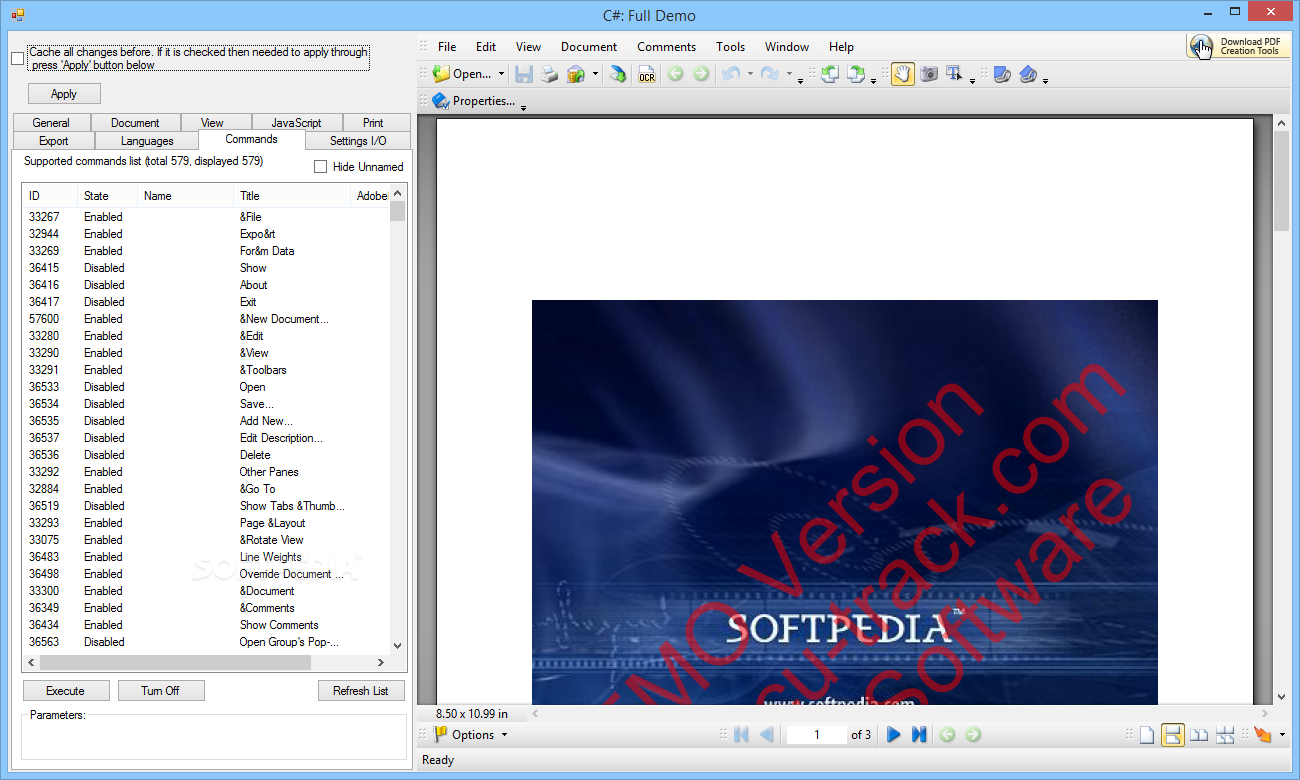 Download PDF-XChange Viewer Pro SDK 2 5 322 10