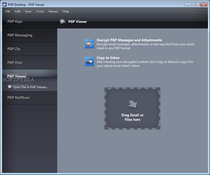 Download PGP Desktop 10 1 1 Build 10