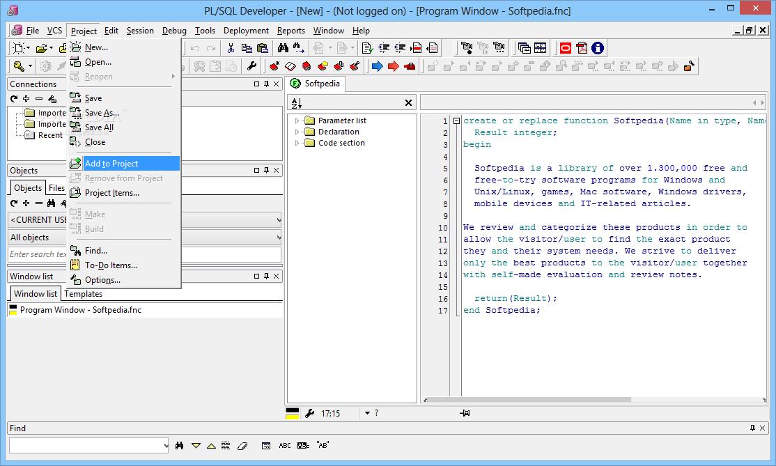 Download PL/SQL Developer 13 0 6 1911