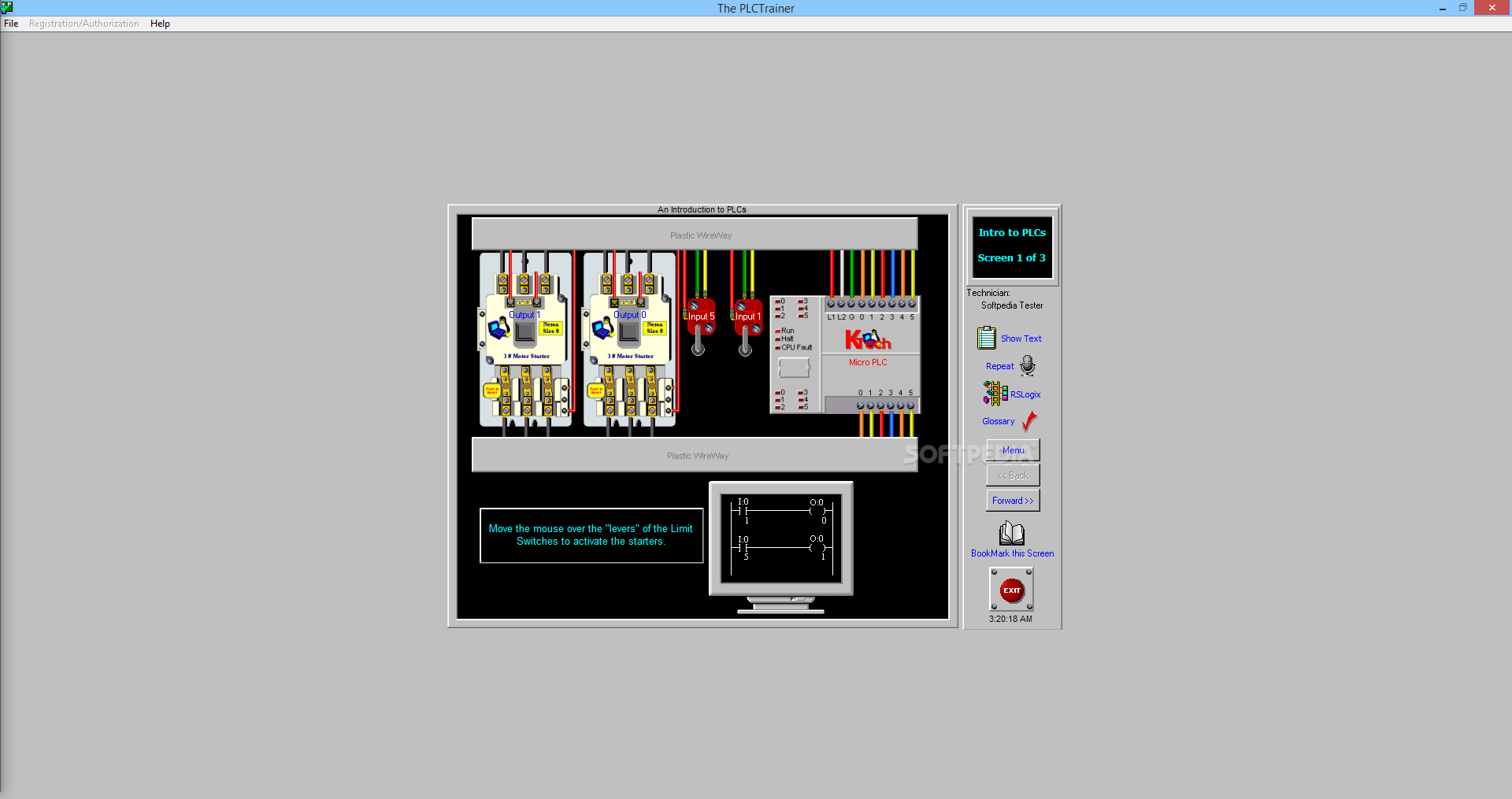 Download Plc Training 432 Programmingplc Ladder Diagram Simulationand Screenshot 2