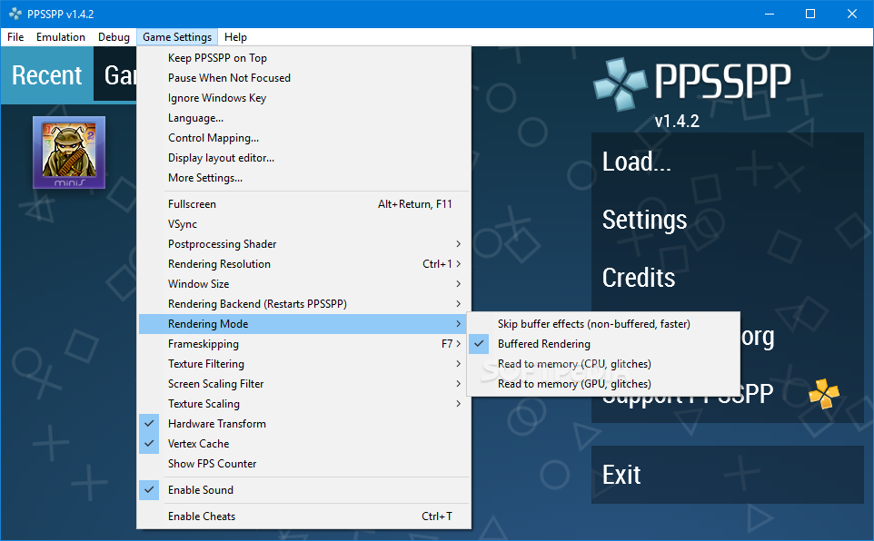 Download PPSSPP 1 8 0