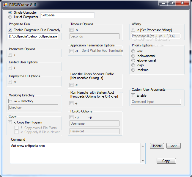 Download PSEXECutive GUI 1 0 0 2