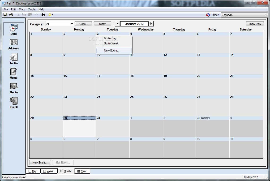 palm desktop 6.2.2