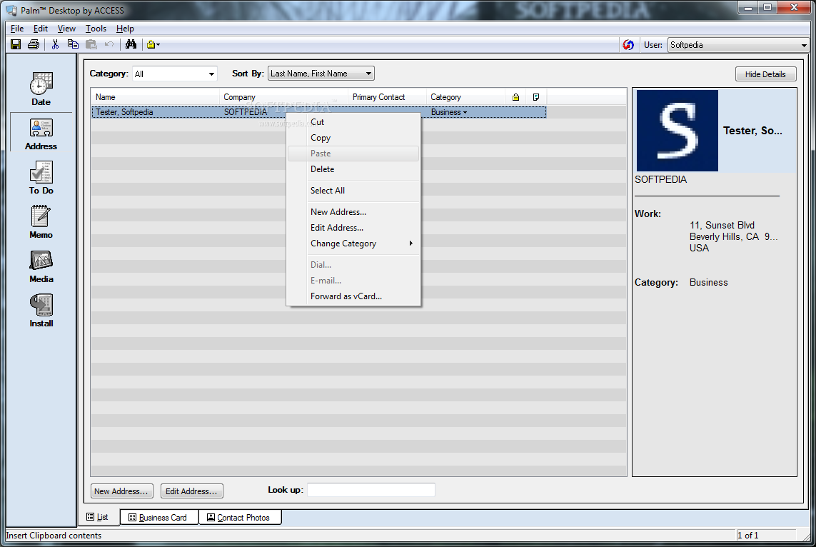 palm desktop 6.2.2