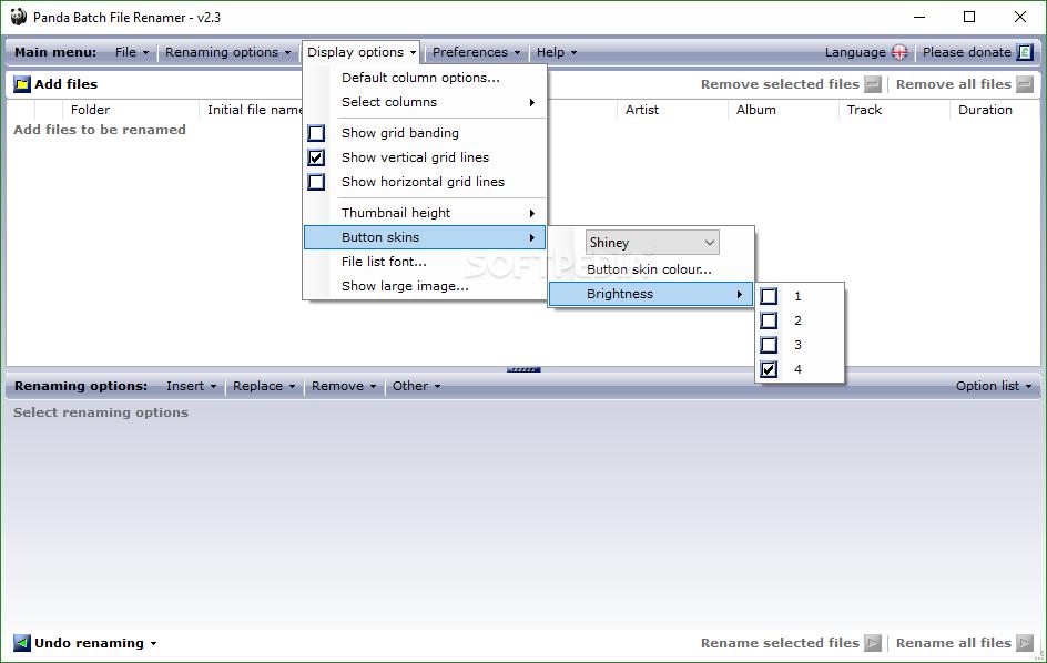 Download Panda Batch File Renamer Version 2 3