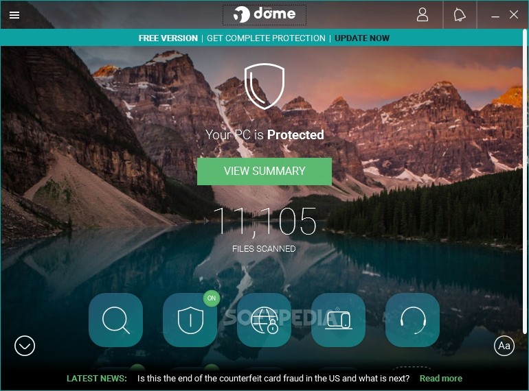Download Panda Free Antivirus (Panda Dome) 20.00.00