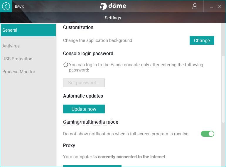 Download Panda Free Antivirus (Panda Dome) 18 07 04