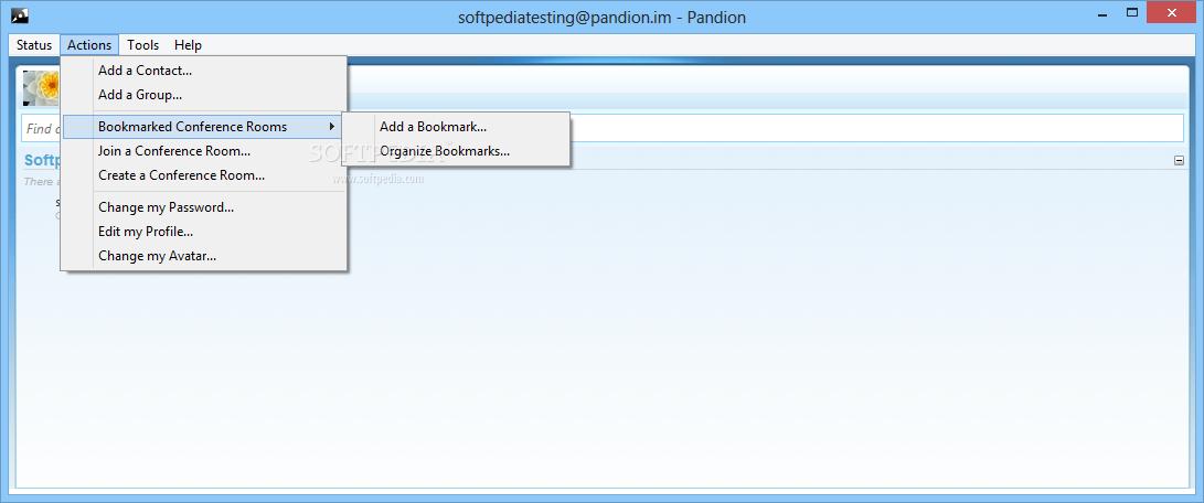 pandion file transfer