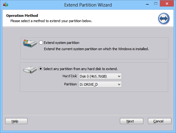 how to merge hard drive partitions together