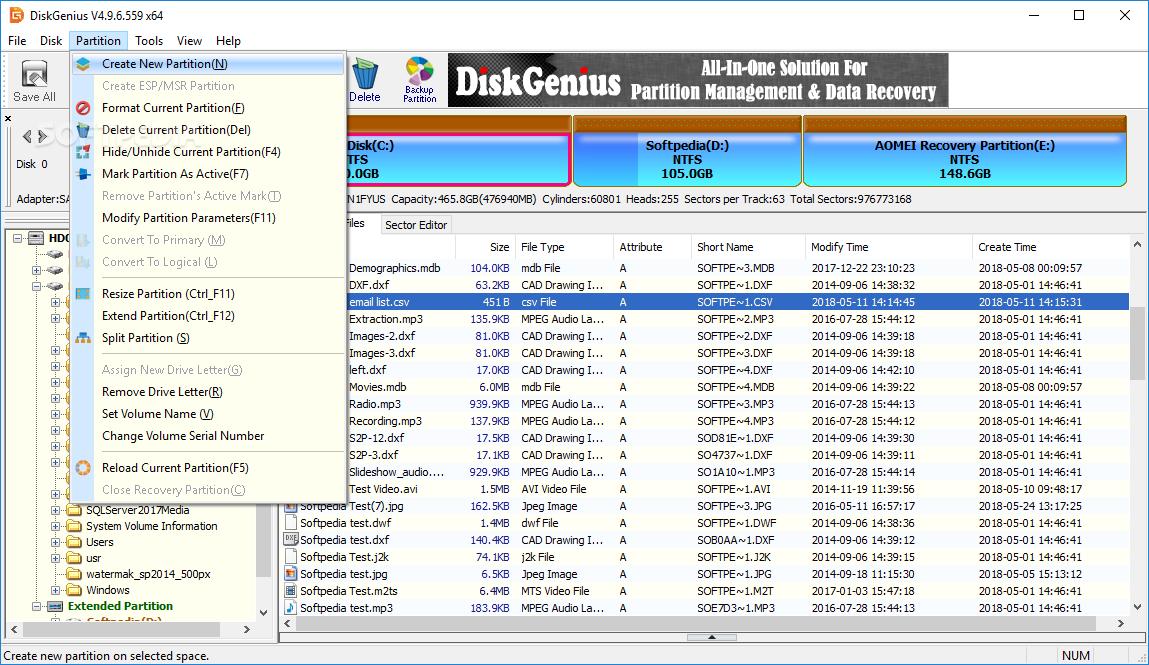 easeus partition master downloadha