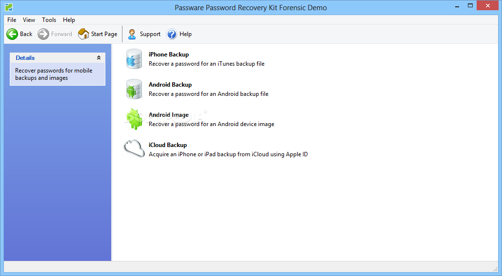 Download Password Recovery Tools for Windows - MajorGeeks