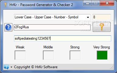 Download Password Generator & Checker 2 0