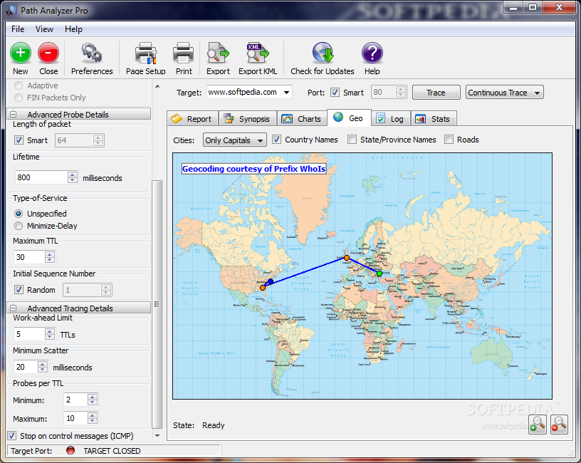 network traceroute Windows 7 - Free Download Windows 7