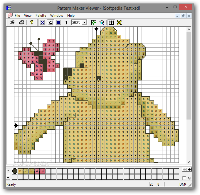 pattern maker pro cross stitch