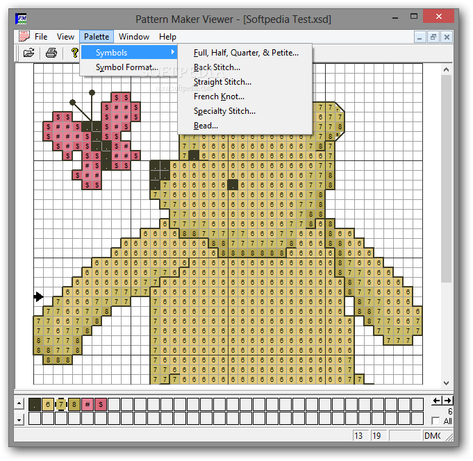 pattern maker viewer