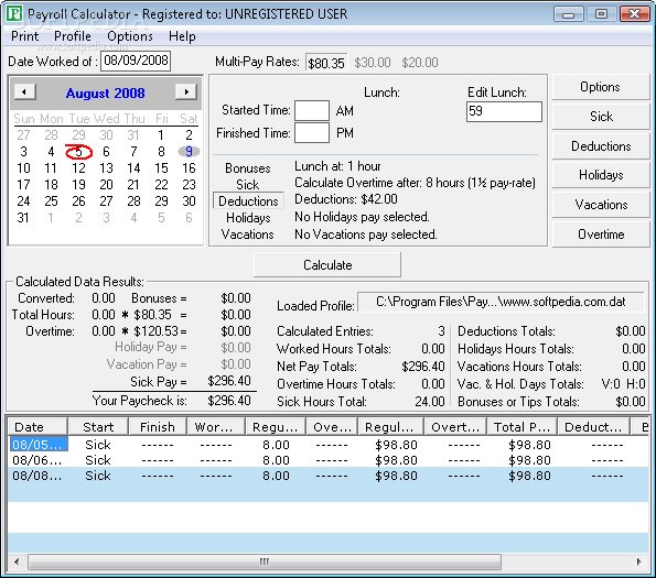 download payroll calculator 3 8