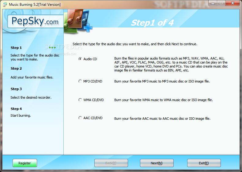 Download Pepsky Free CD Maker 5 2