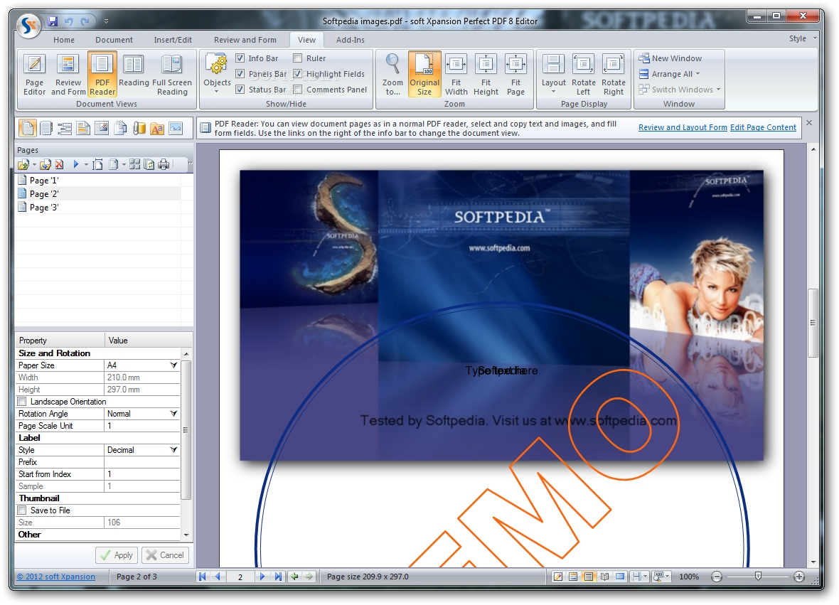 how to edit forms with kdan pdf reader