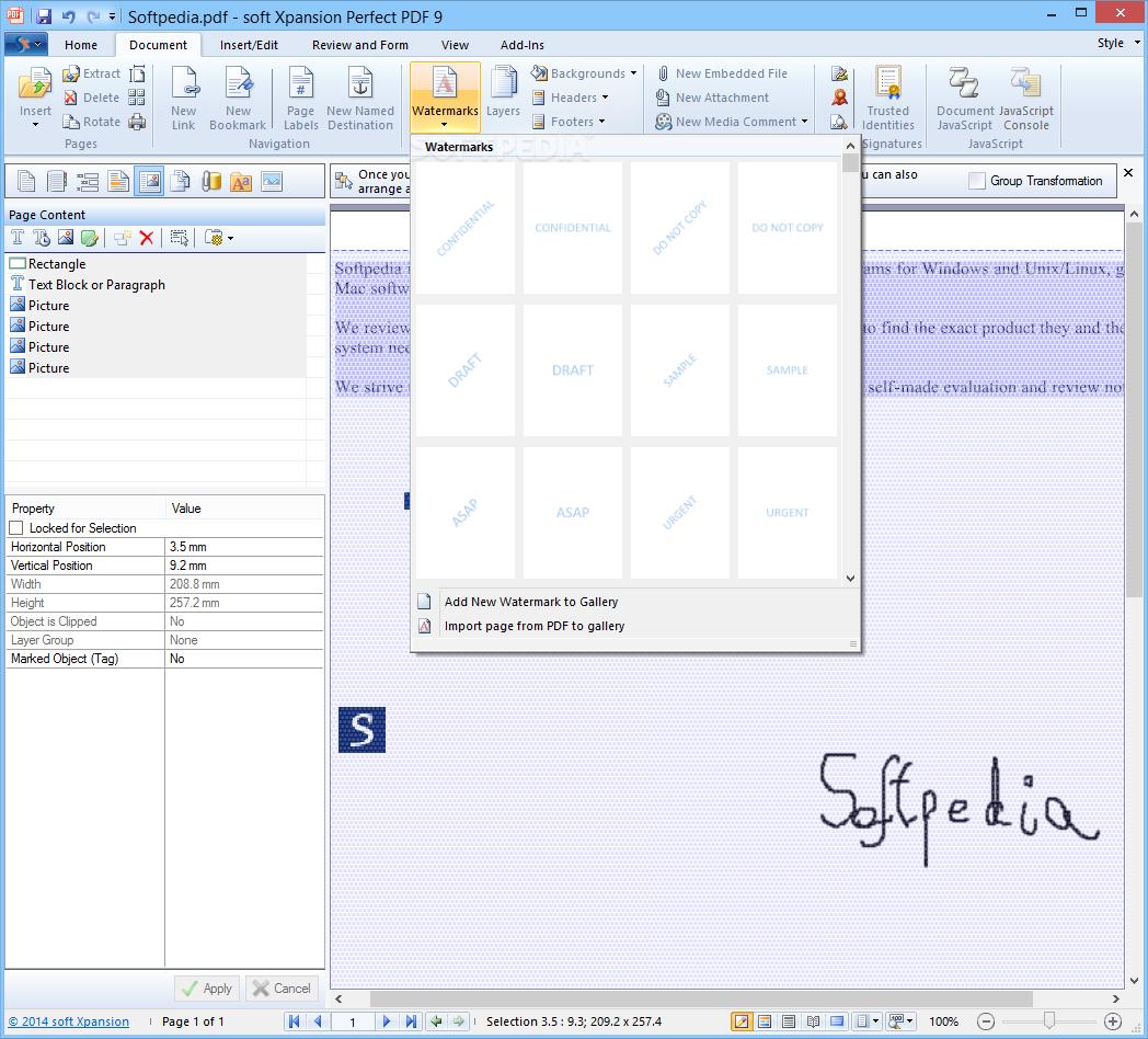 nitro pro 8 pdf editor free download