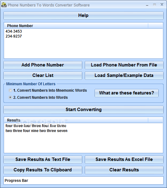 phone numbers to words converter software upon adding a new phone number you are