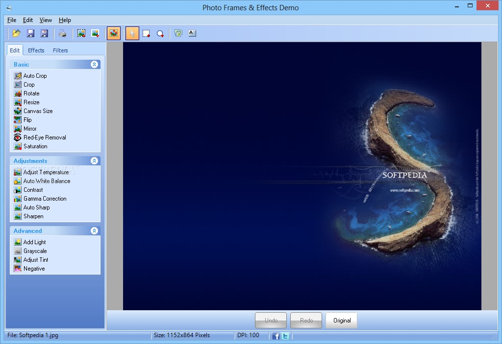 add photo frame software free download