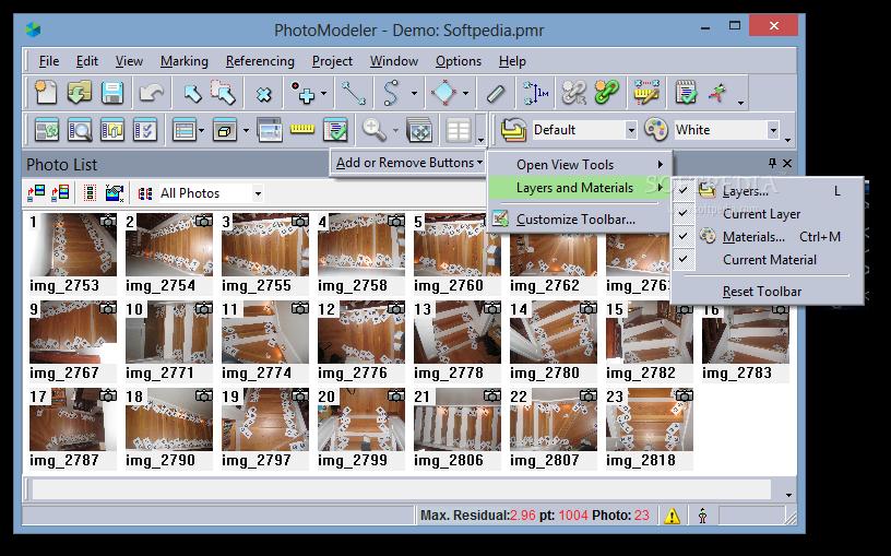 download photomodeler 2018 1 1 2308 rh softpedia com