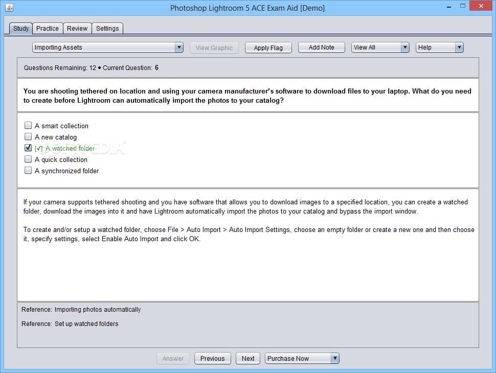 Download Photoshop Lightroom 5 ACE Exam Aid 5 0