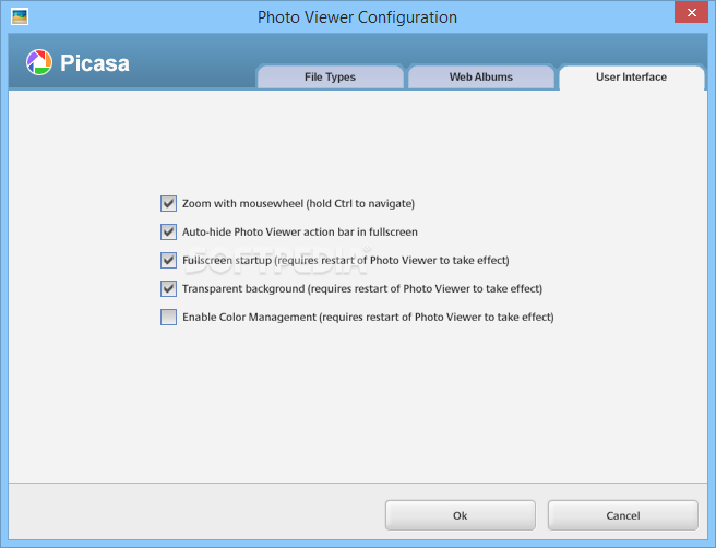 picasa latest version free  for windows 8 32 bit