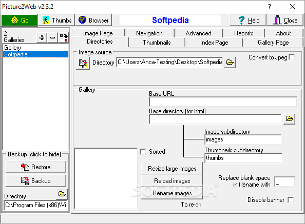 http://www softpedia com/get/Internet/Search-engine-tools