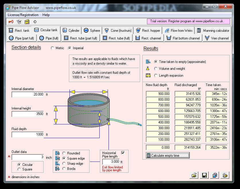 Download Pipe Flow Advisor 1 11