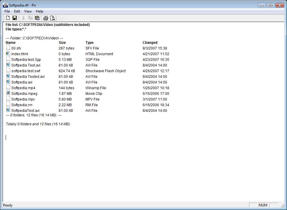 Seriøst Download PIR 1.11 HN85