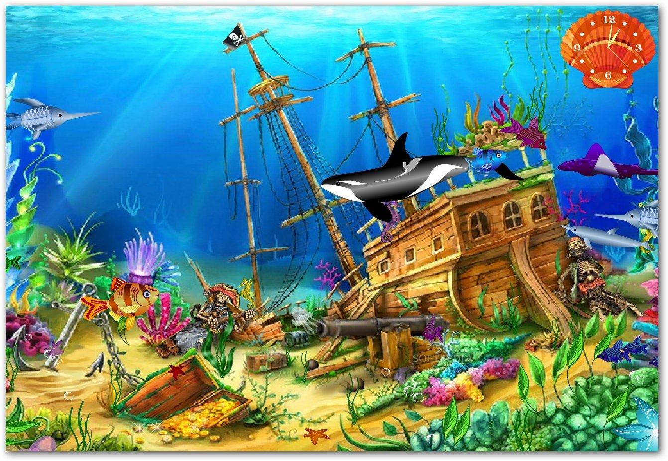download pirates galleon screensaver 1 0