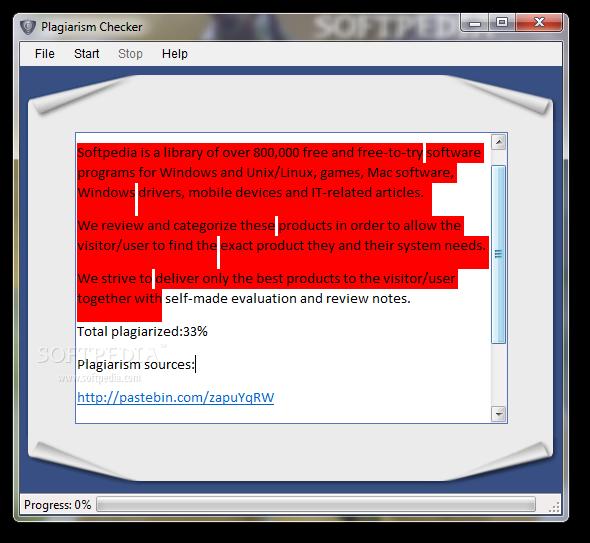 Essay plagiarism checker