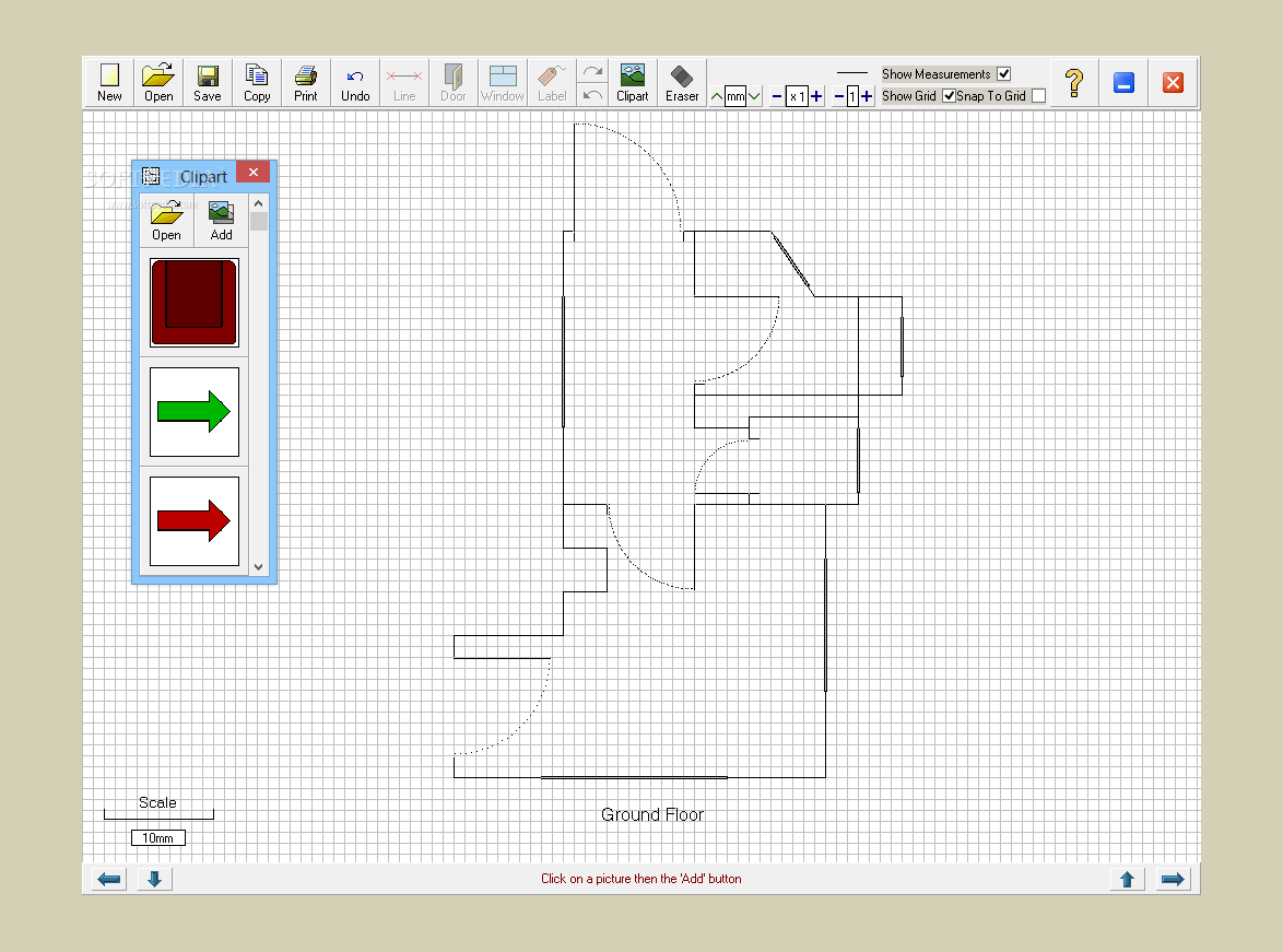 Plan maker download House plan making software free download