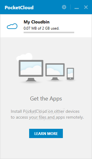 windows pocketcloud companion