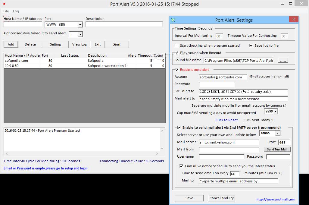 Download Port Alert 5.6