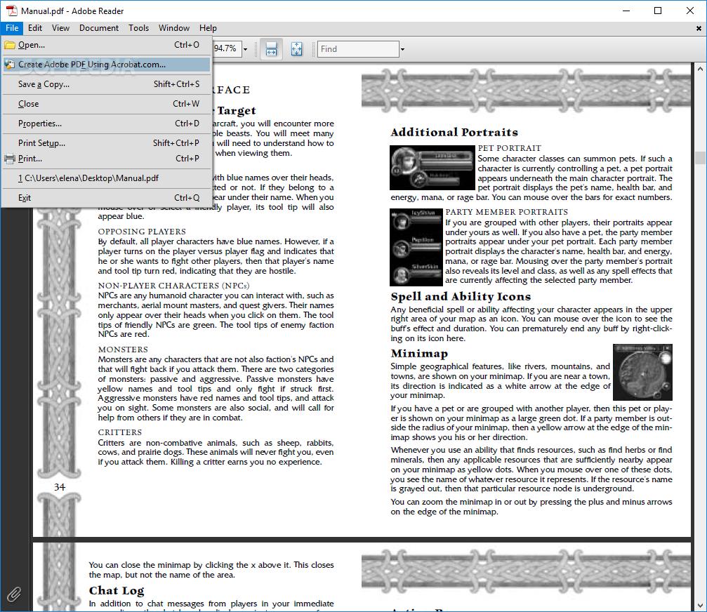 Adobe Pdf Editor Portable