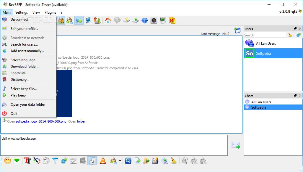 beebeep download 64 bit