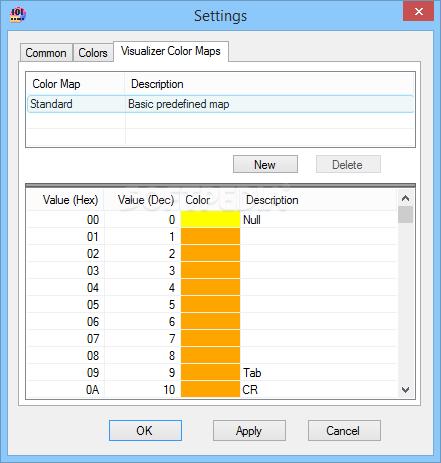 Binary file generator online