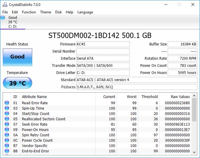 Download Portable CrystalDiskInfo 8 2 1