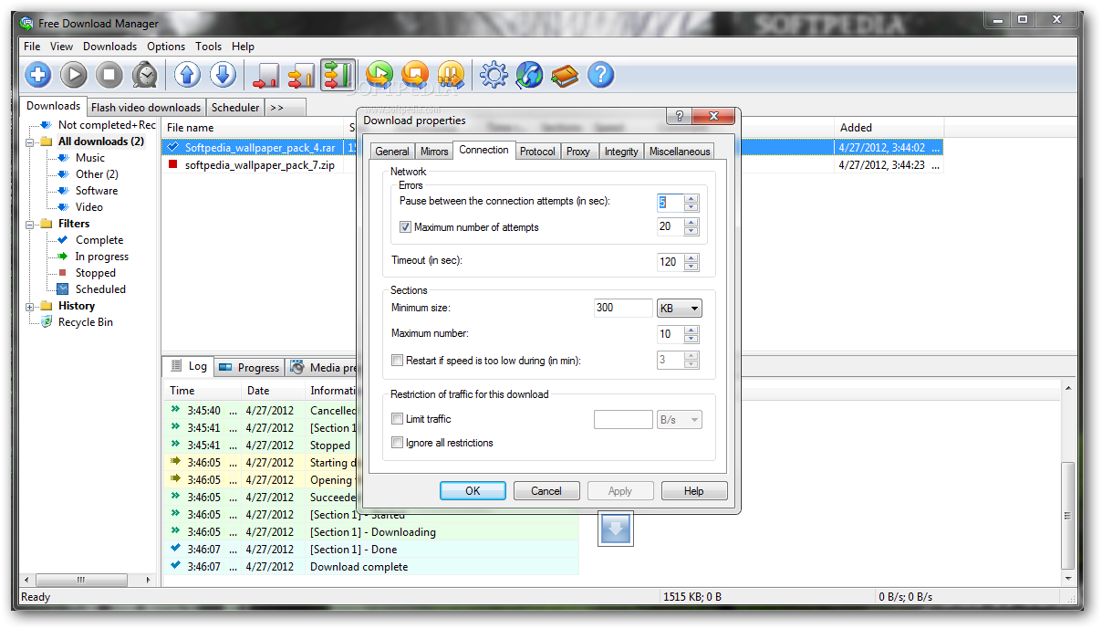 Download Portable Free Download Manager Lite 3 8 Build 1173
